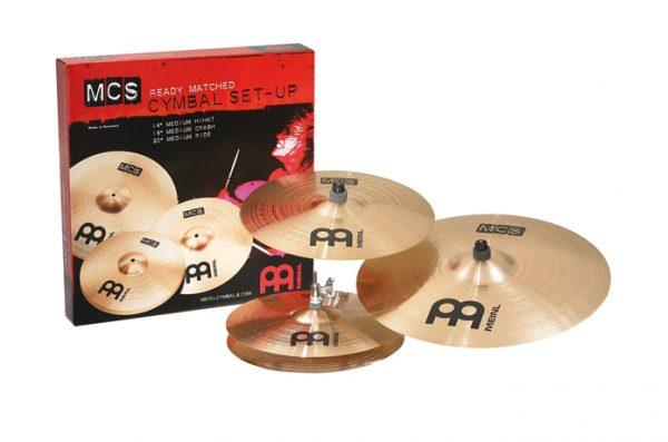 Meinl Cymbalset MCS-14/16/20