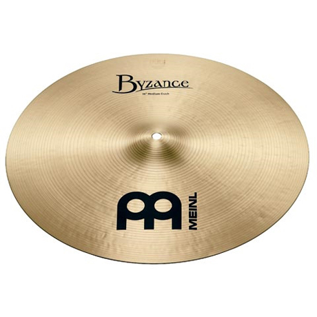 "Meinl 16"" Byzance Medium Crash"