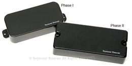 Seymour Duncan AHB-1b Blackouts 7-Strg Phase 1, Bridge Dimarzio size