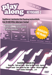 Playalong Plej Keyboard 2