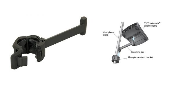 Bose T1 Tonematch mic stand bracket