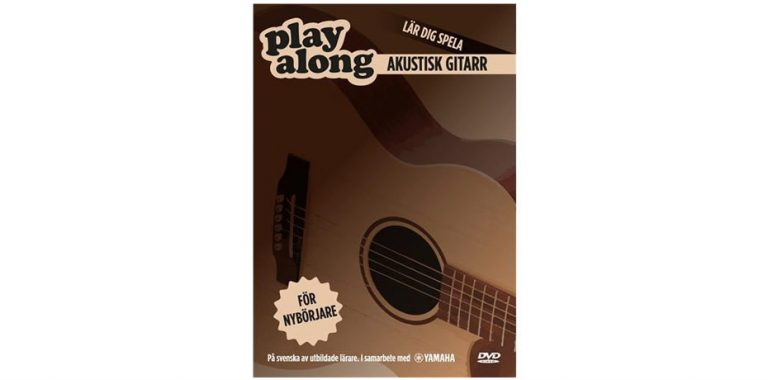 Playalong Akustisk gitarr DVD