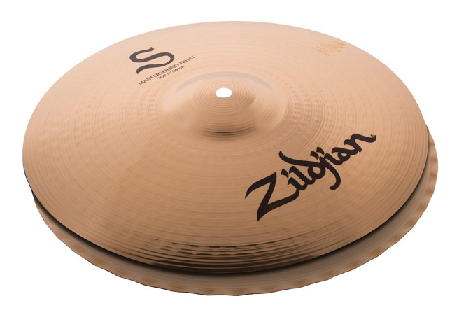 Zildjian 14 S Series Mastersound HiHat