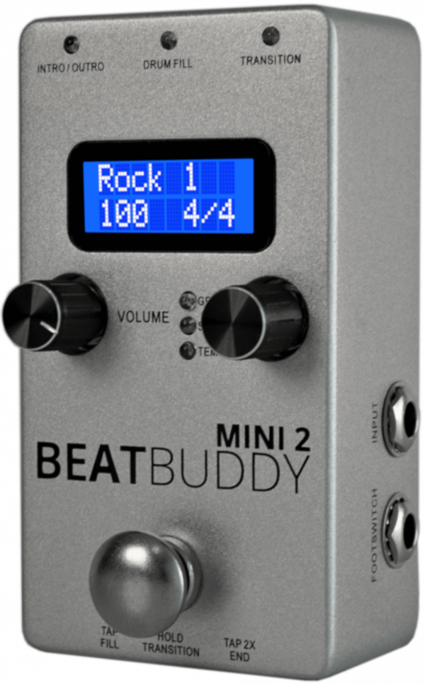 Singular Sound BeatBuddy Mini 2