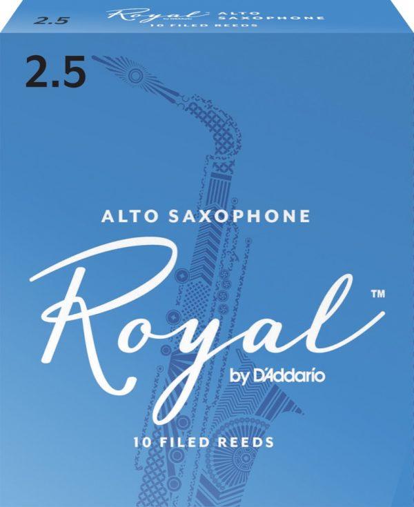 Rico Rico Royal Alt-sax 10-pack 2.5