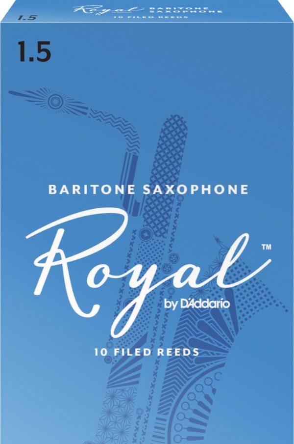 Rico Rico Royal Baryt-sax 10-pack 1.5