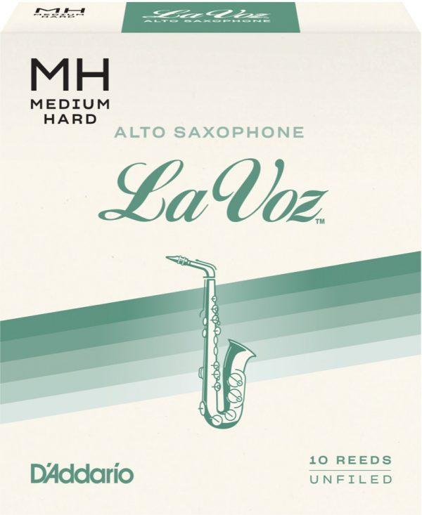 Rico La Voz Alt-sax 10-pack MH