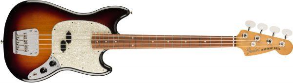 Fender Vintera 60s Mustang Bass Pau Ferro Fingerboard 3TS