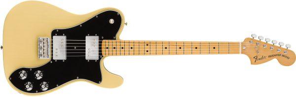 Fender Vintera 70s Telecaster Deluxe MN Vintage Blonde