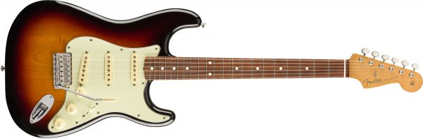 Fender Vintera 60s Stratocaster Pau Ferro Fingerboard 3TS