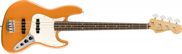 Fender Player Jazz Bass Pau Ferro Fingerboard Capri Orange