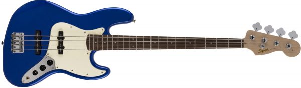 Squier Affinity Series Jazz Bass Laurel Fingerboard Imperial Blue