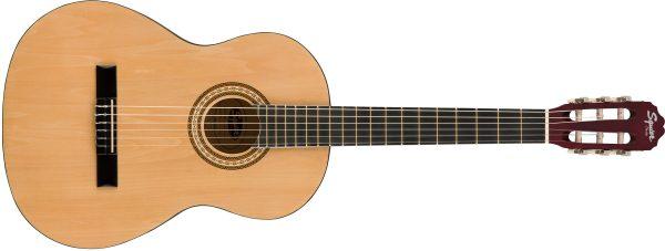 Squier SA150N Classical Satined Hardwood Fingerboard Nat