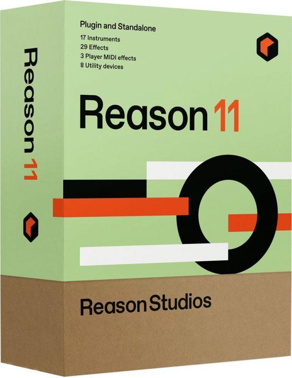 Reason Studios Upgrade to Reason 11 Download