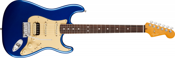 Fender AM Ultra Stratocaster HSS RW Cobra Blue