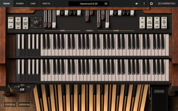 IK Multimedia Hammond B-3X Download