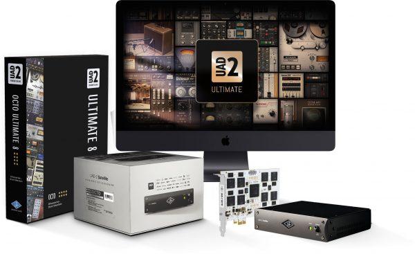 Universal Audio UAD-2 OCTO Ultimate 8