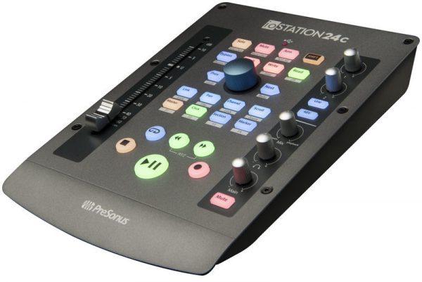 Presonus iOstation 24 C audio interface w.Faderport