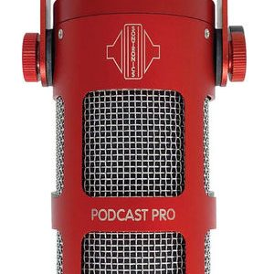 Sontronix PODCAST PRO Red