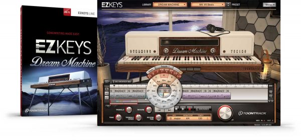 Toontrack EZkeys Dream Machine
