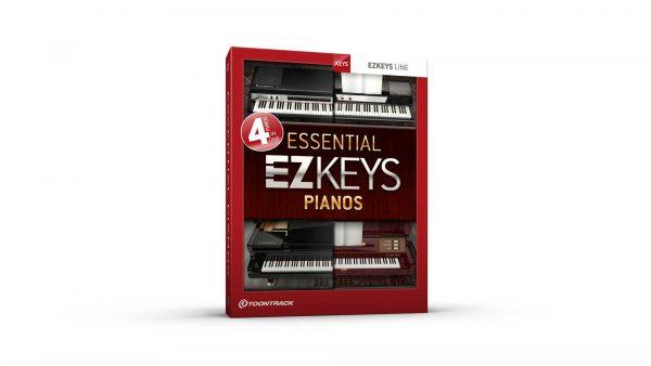 Toontrack EZkeys Essential Pianos BUNDLE Download