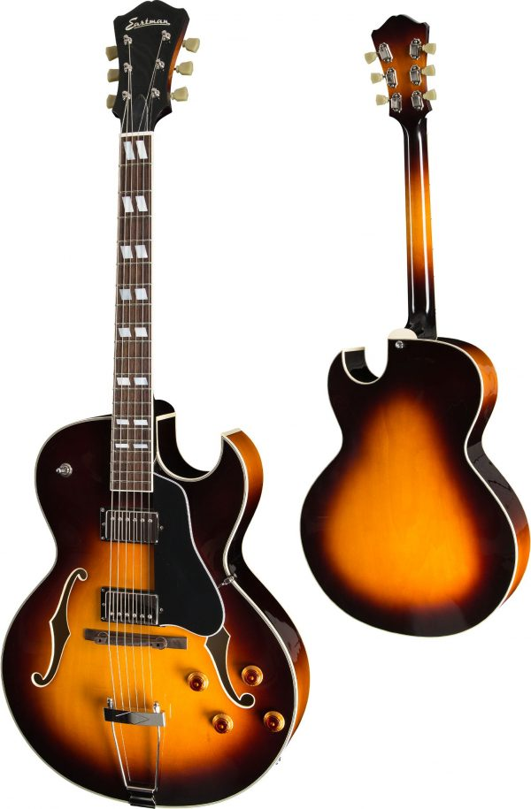 Eastman Guitars AR372ce SB-L/H