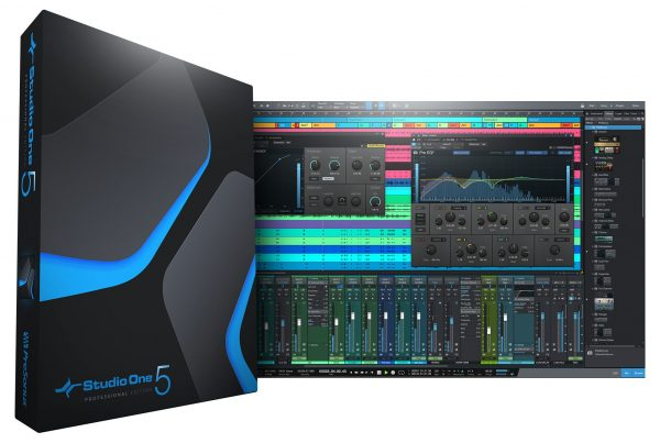 Presonus Studio One 5 Professional / Digital