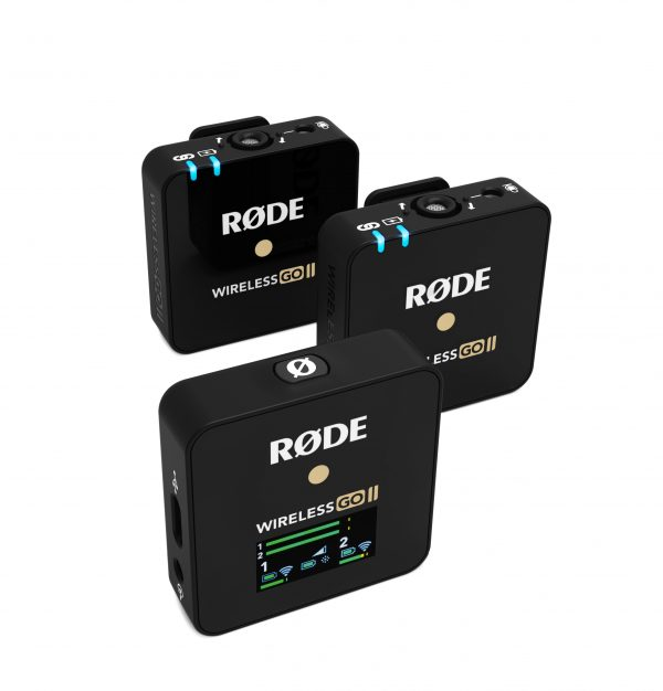 Röde Wireless GO II